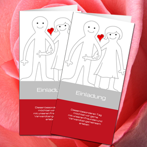 Einladungskarten Hochformat Online Gestalten
