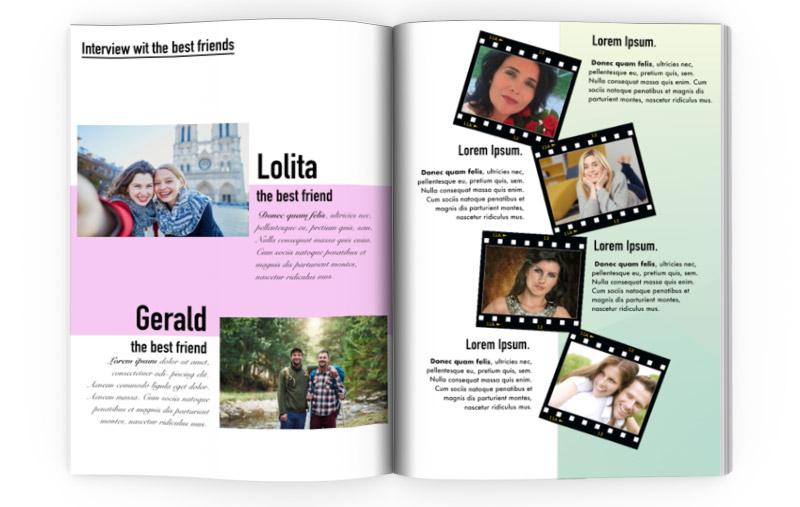 Hochzeitszeitung Online Gestalten Und Drucken