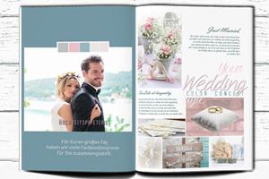 Hochzeitszeitung Ideen Und Gestaltung