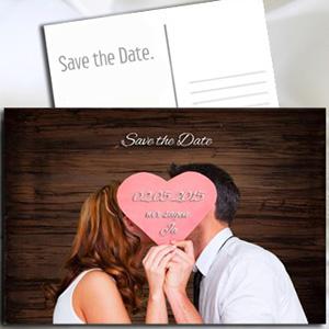 Dating Valentines-Postkarten